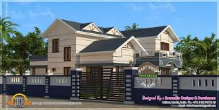 Home Design Of Kerala New Boundary Wall Design In Kerala Ideas Including Awesome House