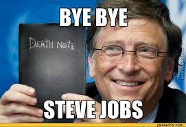 Meme Steve - bye bye steve jobs by lexaplusr meme center
