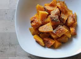 cuisiner la butternut butternut rôtie au miel et aux épices mango and salt