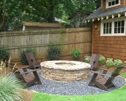 Firepit Ideas Backyard Pit Ideas Landscaping New With Photos Of Backyard