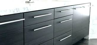 black modern kitchen cabinet pulls handles vefa decor home