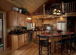 Natural Hickory Kitchen Cabinets Kitchen Interior Kitchen Furniture Magnificent Refacing Cabinets