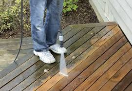 how to clean mold and mildew from wood decks hunker