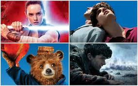 from star wars the last jedi to get out the best movies of 2017