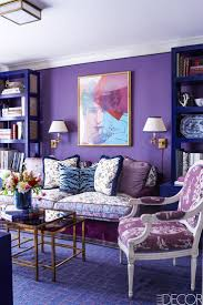 Purple And Green Home Decor by Best 25 Purple Interior Ideas On Pinterest Purple Living Room