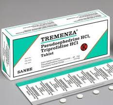 manfaat dan kegunaan tremenza untuk mengobati flu influenza serta