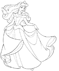 disney princess dancing coloring disney coloring pages