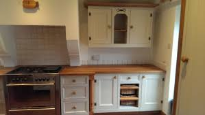 painted pine kitchen cheshire now has a fine finish