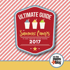 baton rouge summer camp guide