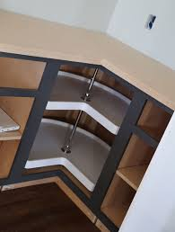 corner base cabinet for kitchen easier 36 corner base kitchen cabinet momplex vanilla