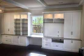 glass kitchen wall unit doors wall unit with glass doors and led lights