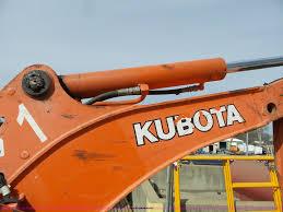 2004 kubota kx41 3v compact excavator item j4246 sold m