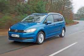 vw touran 2 0 tdi dsg automatic review auto express