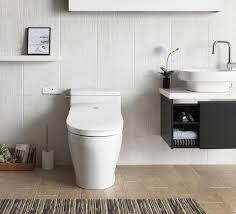 Bidets For Toilets Ub 4800 Divine Advanced Bidet Toilet Seat By Bio Bidet