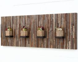 reclaimed wood wall large reclaimed wood wall 37x24x5 large by carpentercraig vik