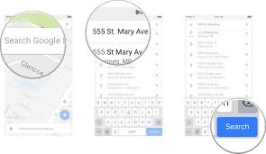Google Maps Search Along Route by How To Find Locations And Get Directions With Google Maps Imore