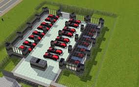 How To Build A Two Story Garage by Mod The Sims Multi Story Garages Terrain Level Acces To More