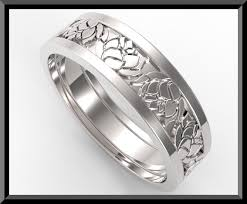 custom mens wedding bands custom design mens wedding band vidar jewelry unique custom