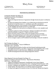 Resume Examples For Administrative Assistant by Administrative Assistant Resume Template 2 Free Templates In Pdf