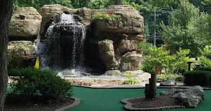 Put In Bay Ohio Map by War Of 18 Holes Miniature Golf Attractions Perry U0027s Cave Put