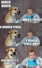 Dog Jokes Meme - dad joke dog 2 memes imgflip