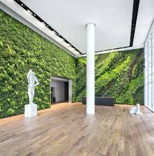 wall ideas indoor living wall planter kit indoor tropical green