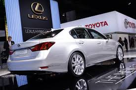 lexus hybrid v6 iaa 2011 new lexus gs450h full hybrid sedan