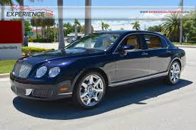 bentley flying spur 2007 used 2007 bentley flying spur for sale fort lauderdale fl