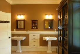 Modern Twin Pedestal Sinks For Small Bathrooms Small Comfortable Bathrooms With Pedestal Sinks Design Ideas Bathroom