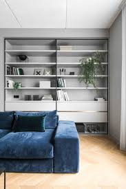 akta interior design firm designs an elegant apartment in vilnius