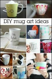 Creative Mug Designs by Best 25 Mug Art Ideas Only On Pinterest Sharpie Mugs Diy Mugs