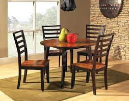 Dining Room Sets With Leaf Drop Leaf Dining Table Set