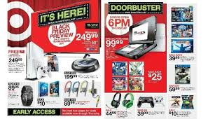 playstation 4 black friday target sale online target black friday ad 2017 ad scans previews u0026 hours