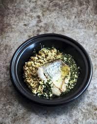 cuisiner un silure silure et risotto de quinoa régal