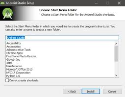 android studio install how to install android studio 3 0 for android development tutorial