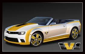 white camaro 2014 2014 chevrolet camaro vaughn lv 1 editions review top speed