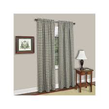 Black And White Buffalo Check Curtains Buffalo Check Window Curtain Black Buffalo Check Curtains