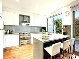 u shaped kitchen layouts with island breakfast bar designs u shaped kitchen layout drawing small designs