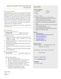 Sample Net Developer Resume by Php Programmer Resume Resume Cv Cover Letter