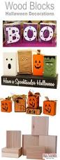 Halloween Block Party Ideas by Best 25 Halloween Blocks Ideas On Pinterest Wooden Halloween