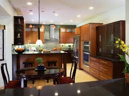 Small Eat In Kitchen Ideas Small Eat In Kitchen Ideas Brown Granite Countertop Square Blue