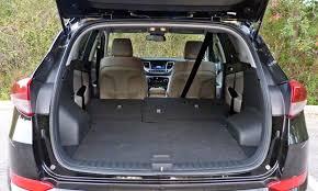 hyundai tucson trunk space hyundai tucson photos truedelta car reviews