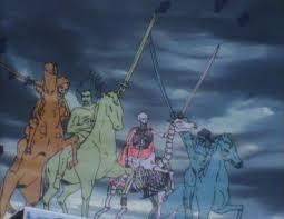 four horsemen of the apocalypse ghostbusters wiki fandom