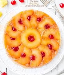 easy pineapple upside down cake recipe from betty crocker
