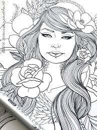 93 body art tattoo coloring pages adults images