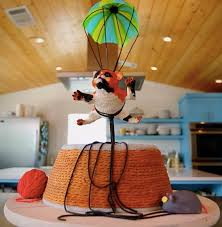 it u0027s a parachuting cat on a cake texascakehouse u003c double
