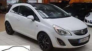 opel corsa opel corsa corsa d color edition 17 alu youtube