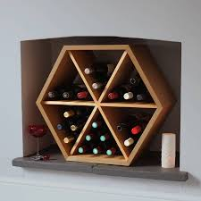 Wine Hive By Toby Howes Fine Furniture Notonthehighstreetcom - Hive furniture