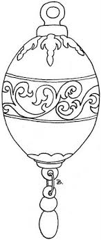 ornament coloring page for adults and grown ups