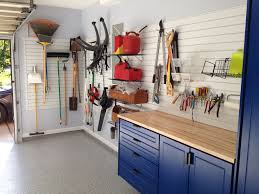 slatwall panels slatwall accessories for garage organization slatwall panels slatwall accessory tool storage paired with powder coated blue garage cabinets